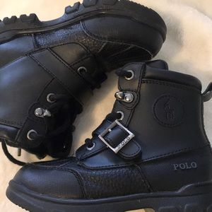 Polo boots - size 10C